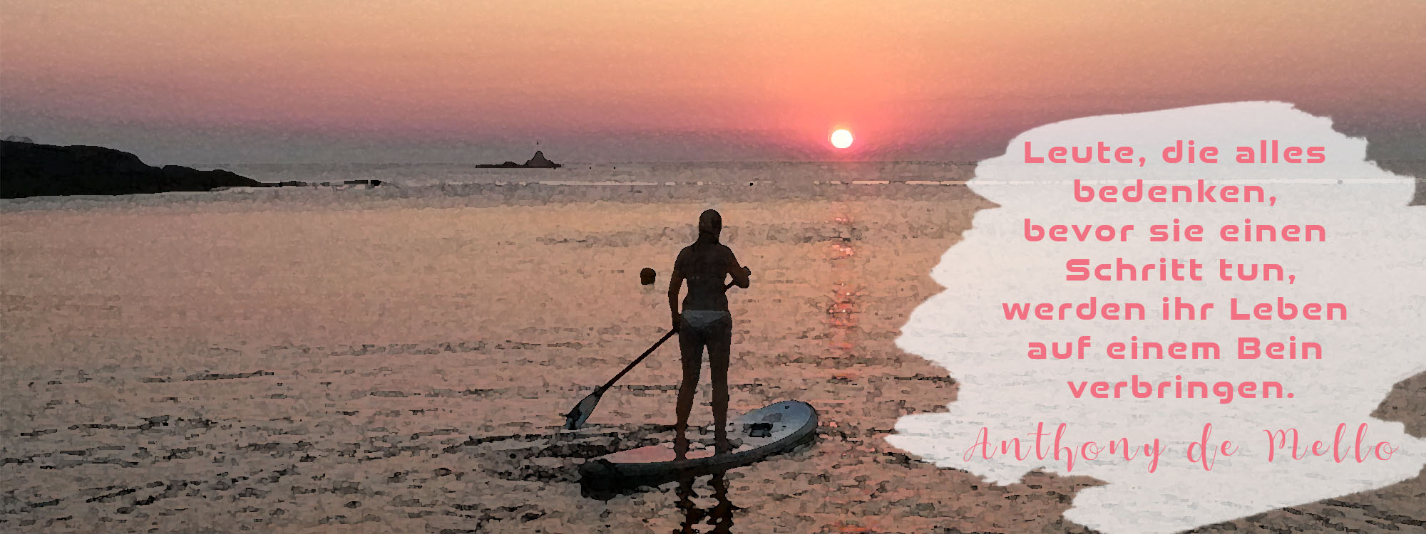 Bulgarien SUP Stand Up Paddle