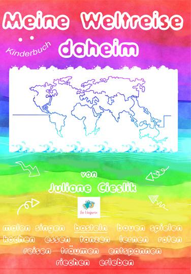 Kinderbuch: Weltreise daheim