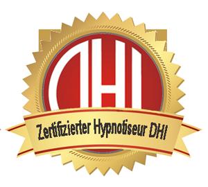 Zertifizierter Hypnotiseur DHI